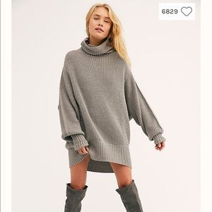 Free People Cocoa Sweater